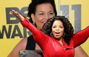 Oprah vs BET Debra Lee