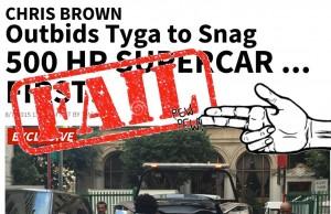 Chris Brown TMZ