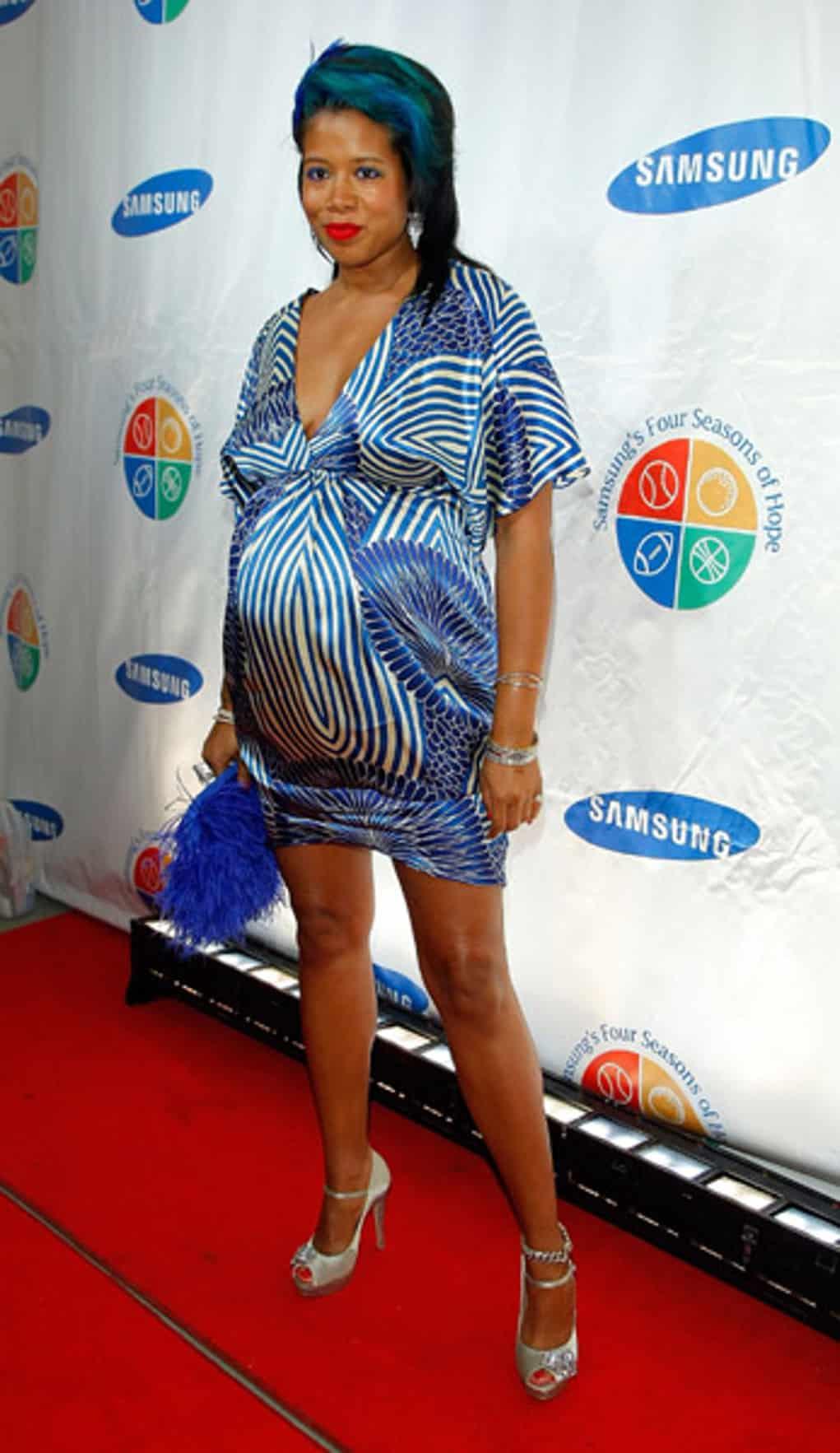 Kelis Pregnant Photos 47
