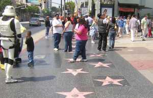 hollywood bomb scare