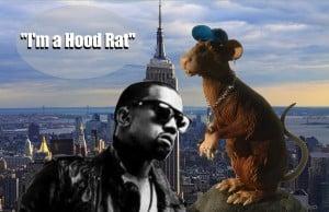 Kanye West Casting Call Hood Rat