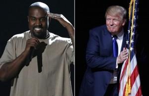 kanye endorses trump