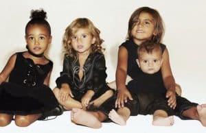 kanye kardashian kids spin off show