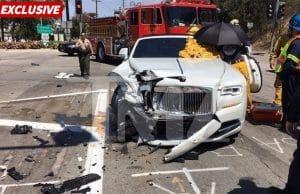 kris jenner car accident