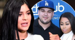 rob kardashian leaks kylie jenner phone number