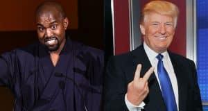 kanye snubbed trump inauguration